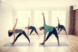 Start 17 mars – Yoga fortsättningsnivå  – Yoga & meditation, tema Klassiska programmet