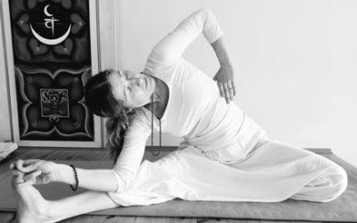 Yoga lördagar – live online via Zoom