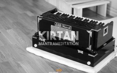 Kirtan – mantrameditation, fredag 7 maj