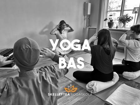 17/8 – 5/10 Yoga Bas – yoga och meditation