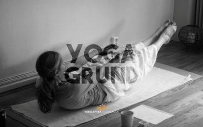 Kursstart 21 oktober – Yoga Grund: Yoga – och meditation
