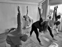 Ny kursstart 13 oktober: Yoga Fortsättning – Yoga & meditation Tema ryggens hälsa