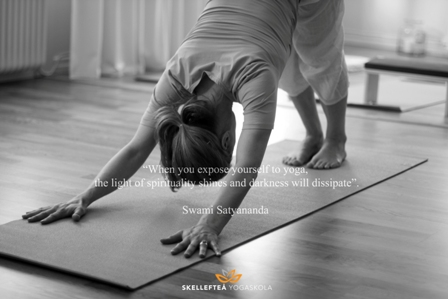 Yoga – avslappning – stillhet lördag 13e februari