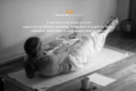 Yoga Lördag 26/9 – Drop in eller föranmälan