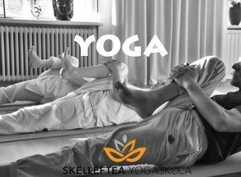 Yoga för återhämtning