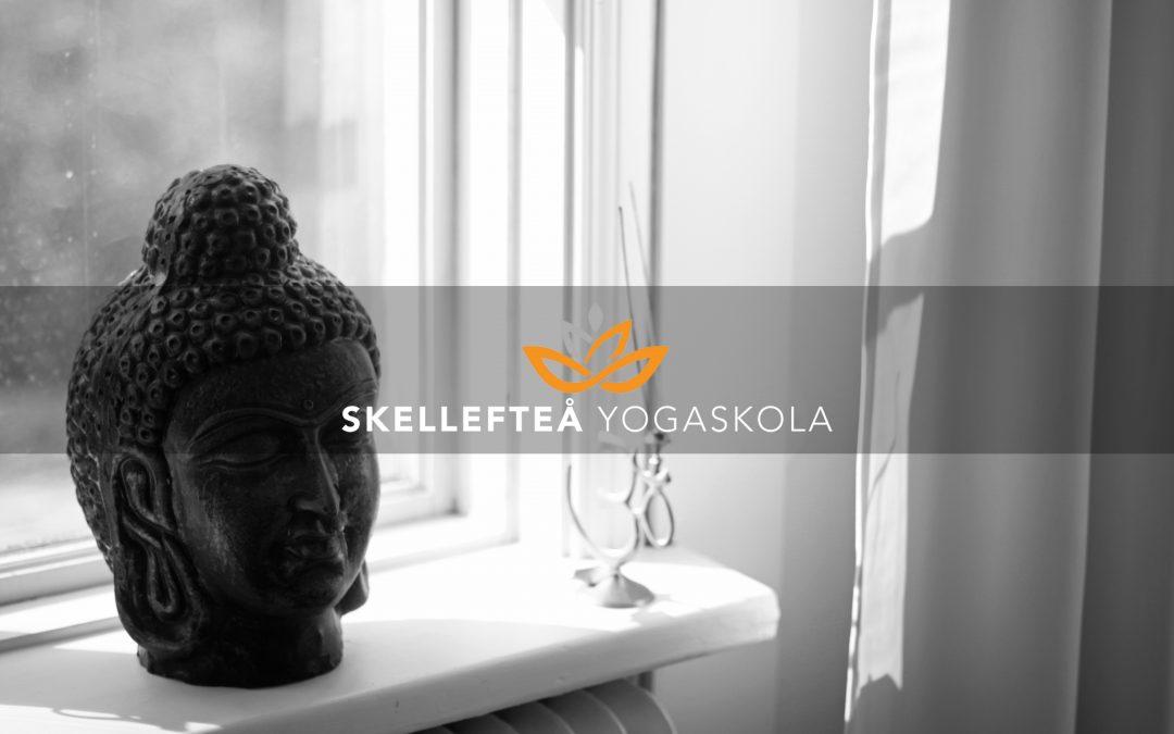 Ny kursstart – Yoga fortsättning medel start 23/3 – Klassisk yoga och meditation