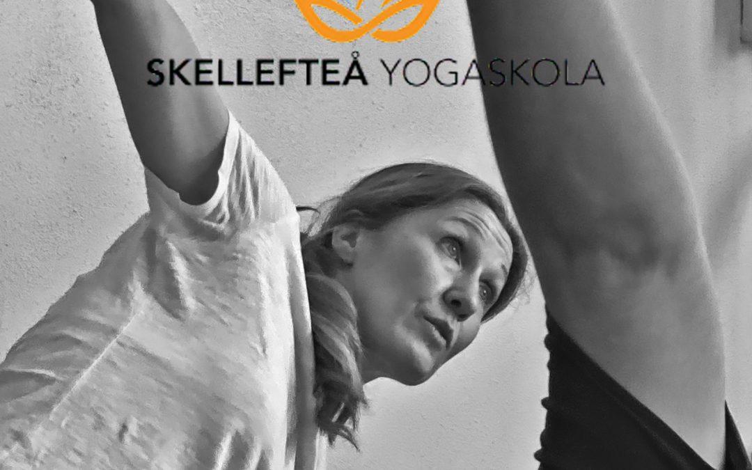 Yoga för dig – lördag 17 april kl. 10.30