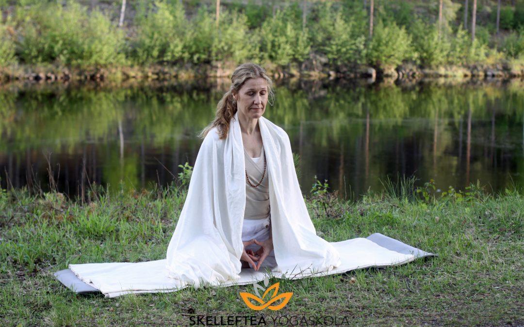 Klassisk yoga i sommar, tisdagar och onsdagar 18 maj – 11 augusti