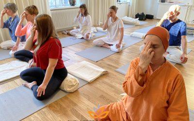 Balansera din energi – Yoga tisdag 3 augusti