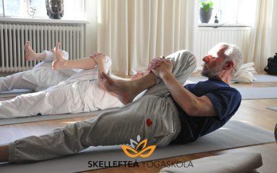 Yoga för närvaro och balans tisdag 20/7 och onsdag 21/7